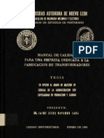 MANUAL DE CALIDAD PARA UNA EMPRESA DE ELECTRICA.PDF