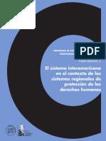 El Sistema Interamericano en DDHH