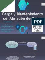 Carga y Mantenimiento del Almacén de Datos.pptx