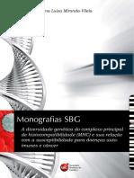 Monografias SBG --
