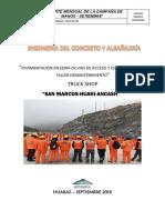 Informe de La Campaña Del Cuidado de Manos _icya_truck Shop