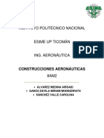 Construcción de Aeronaves