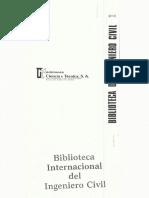 Biblioteca de Ingenieria Civil VOLUMEN 3 y 4.pdf