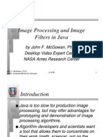 Image Processing and Image Filters in Java