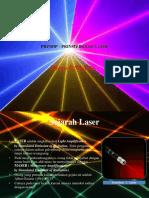 Prinsip – Prinsip Dasar Laser