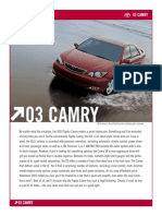 camry 2003