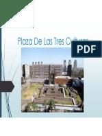 Plaza de Las Tres Culturas 2 29sep16