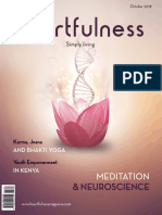 Heartfulness Magazine - October 2018 (Volume 3, Issue 10)