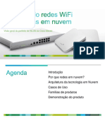 Portuguese Cisco Meraki Cloud Managed WiFi Updated July2013