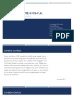 Konsep manajemen konflik KELOMPOK 1 JADI.pptx