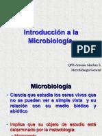 Introducción a la Microbiología