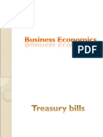 Ppt Treasury Bills