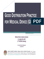 MDPWG Ahmad Shariff Hambali Good Distribution for Medical Device GDPMD