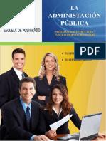 Trabajo La Administracion Publica