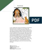 Tin Book Report