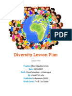 multicultural lesson plan edu 280