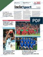 La Provincia Di Cremona 08-10-2018 - Sport
