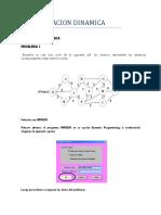 Programacion Dinamica Ejer