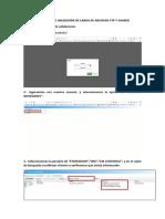 Manual Para Validar Carga de Archivos Ftp y Shared