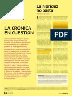 5 La Cronica en Cuestión