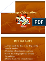 FAR120_dosage Calculations 2009