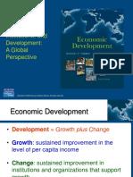 Chapt 01 Ekonomi Pembangunan