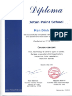 NhienMD HSETechnologyGenericTypesOfPaintsSurfacePreparationPaintApplicationInspectionPaint CalculationPaintFilmDefects JotunPaintSchool 151218