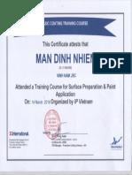 NhienMD SurfacePreparation&PaintApplication InternationalPaintSingaporePleLtd 160314