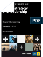 GSL - Segment Concept Map - S2 2010