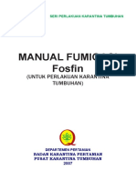 Manual Fumigasi Fosfin