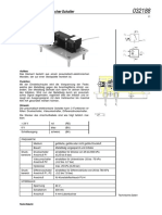 032188 de Pneumatisch-elektronischer Schalter