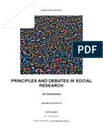 Principles and Debates Handbook 2018-19 FINAL