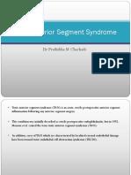 Toxic Anterior Segment Syndrome