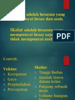 Vektor bARU