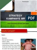 Strategy MR Jabar