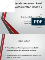 Kp 4.2.3.1 Penatalakasanaan Awal Kegawatdaruratan Bedah 1(1).pptx