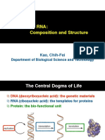 Class-02_DNA and RNA-Composition and Structure