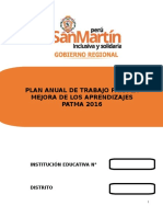 Plan de Municipio Escolar-20011