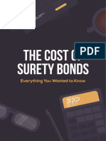 Surety Bond Cost Everything You Wanted to Know