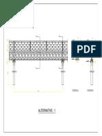 Rencana Boundary Wall - Alternative1