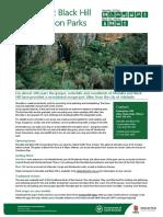 morialta conservation park brochure