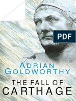The Fall of Carthage - Adrian Goldworthy