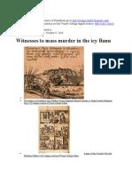 1641 'Mass Murder in Portadown'