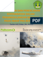 Pengkajian & Perencanaan Keperawatan Pra Bencana