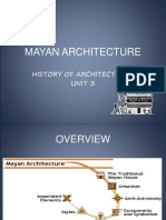 MAYAN ARCHITECTURE unit3.ppt