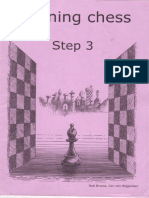 Learning Chess Workbook Step 3