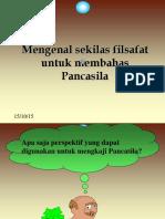 1-Mengenal Filsafat Pancasila