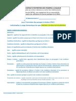 Exemple de contrat d'entretien de pompe à chaleur air/eau ou eau glycolée / eau