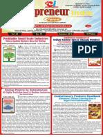 October 2018 Entrepreneur India Monthly Magazine