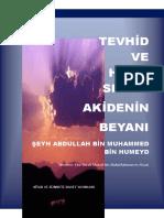 Tevhid Ve Selefi Akidenin Beyani.pdf